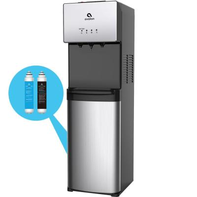 BottleLess, Self-Cleaning, Hot and Cold Water Cooler