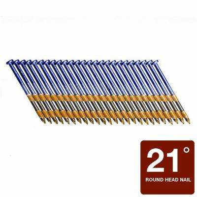 2-3/8 in. x 0.120-Gauge Stainless Nails (1,000-Count)