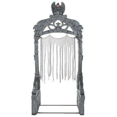 8.5 ft. LED Giant- Sized Mausoleum Archway with Timer