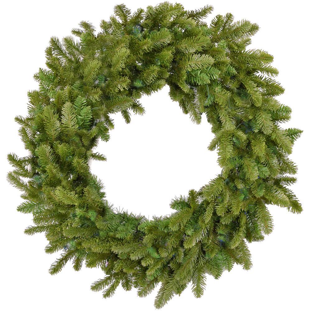 Fraser Hill Farm 48 In Grandland Artificial Holiday Wreath Ffgt048w