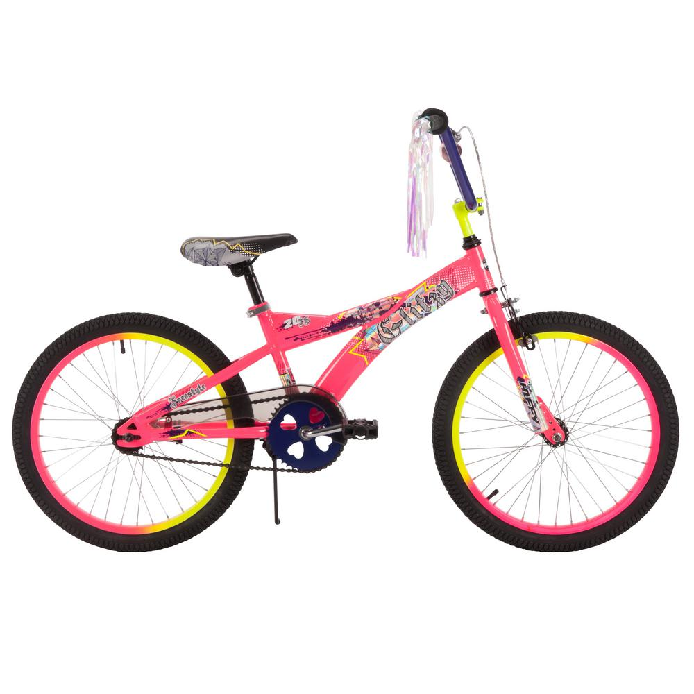 Glitzy 20 in. Girl's Bike