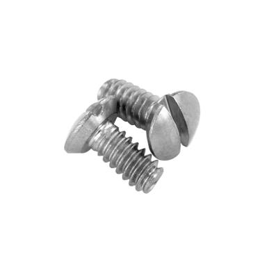 5/16 in. Long 6-32 Thread Replacement Wallplate Screws, Stainless Steel