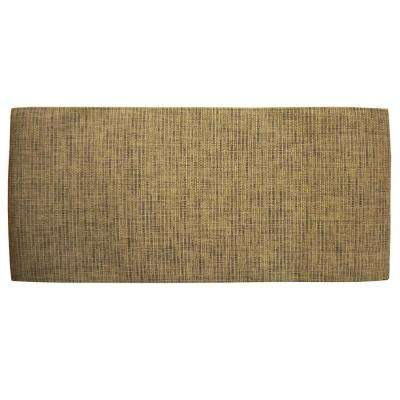 Weather Weave Slate 24 in. x 52 in. Door Mat