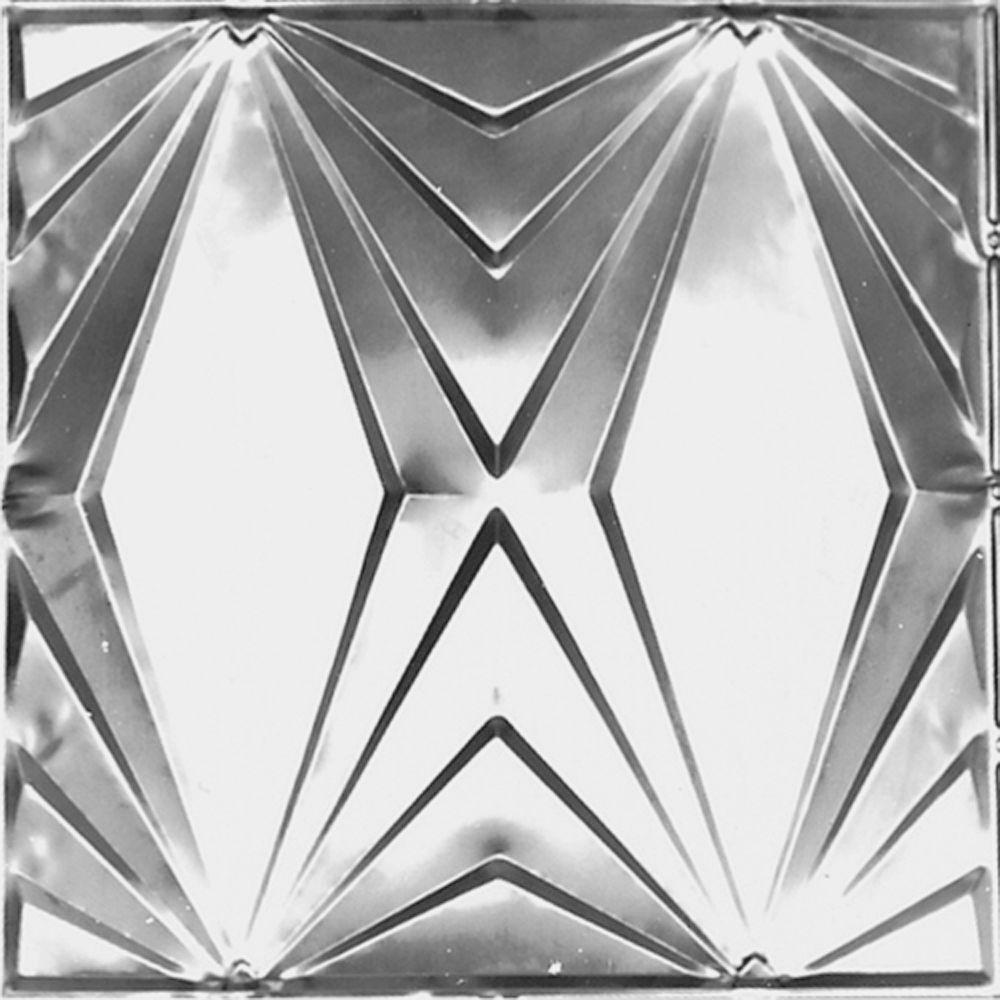 Shanko 2 Ft X 4 Ft Nail Up Direct Application Tin
