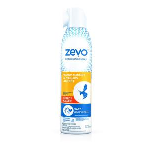 Zevo Instant Action Spray 10 Oz Aerosol Wasp Hornet And