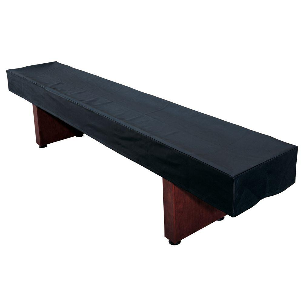 Superieur Hathaway Black Cover For 12 Ft. Shuffleboard Table