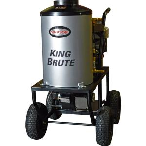 Simpson King Brute 3000 Psi At 2 8 Gpm Briggs And Stratton