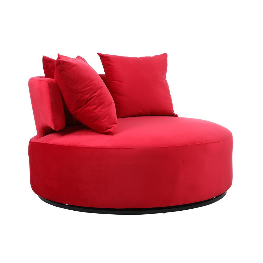 Living Room Barrel Chair