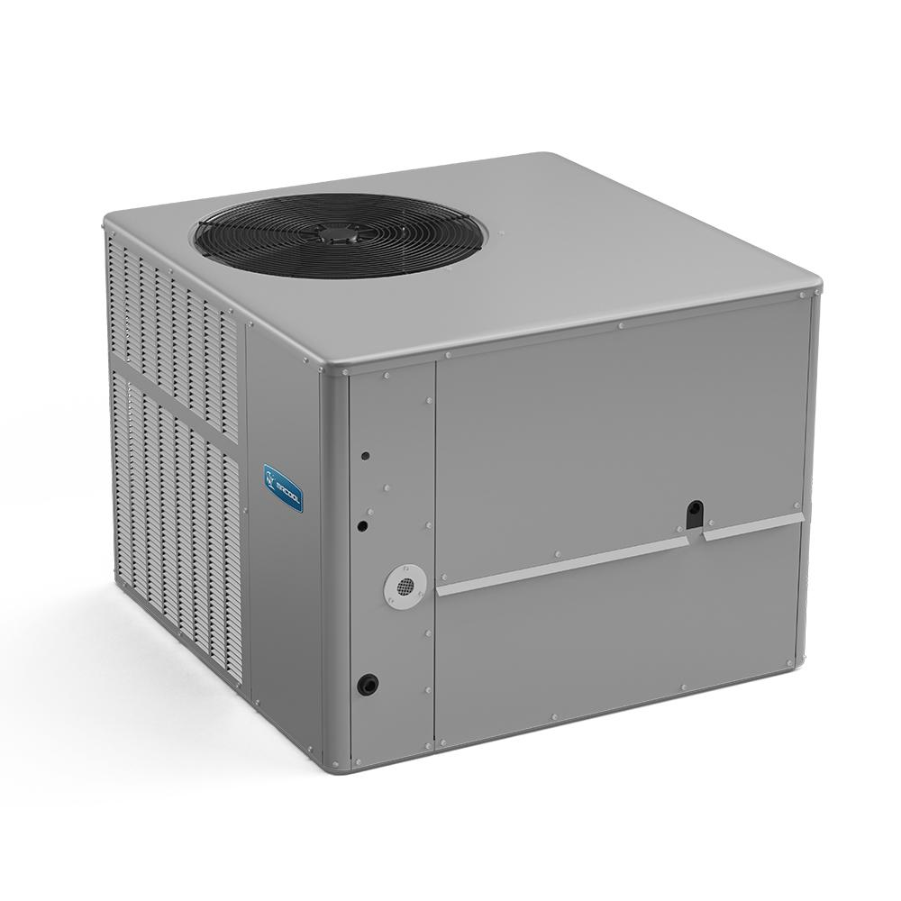 Mrcool 3 5 Ton 14 Seer R 410a Downflow Horizontal Package Gas And