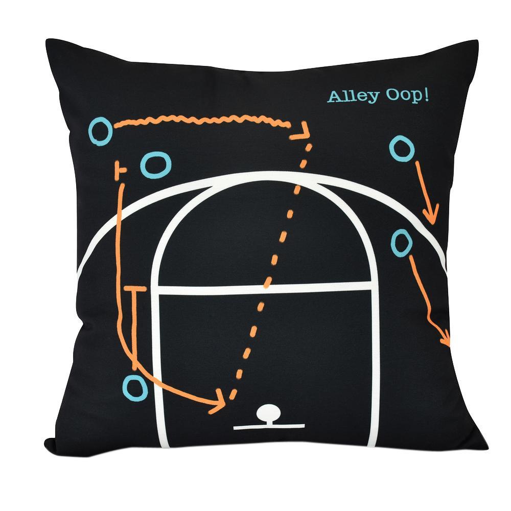 20 in. Alley Oop Indoor Decorative Pillow PG884BK4-20