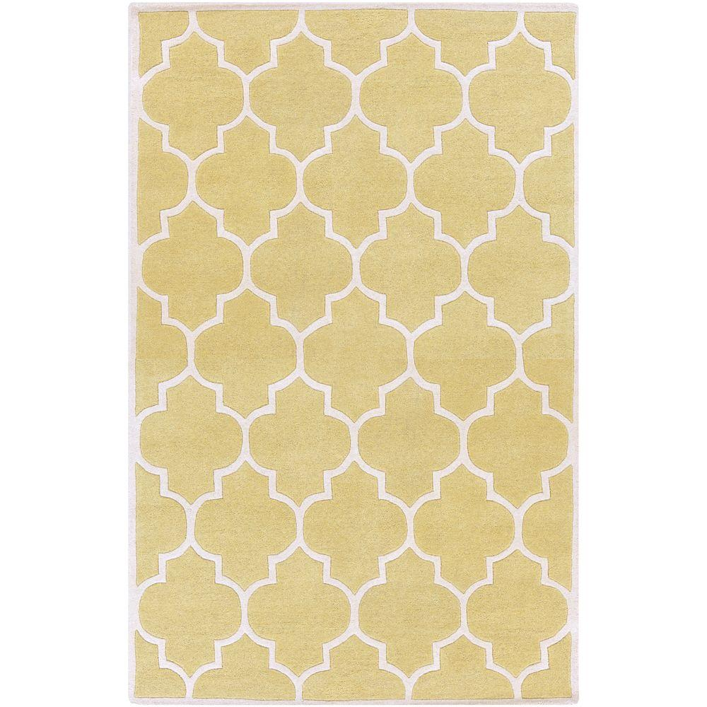 Transit Piper Gold 9 ft. x 13 ft. Indoor Area Rug