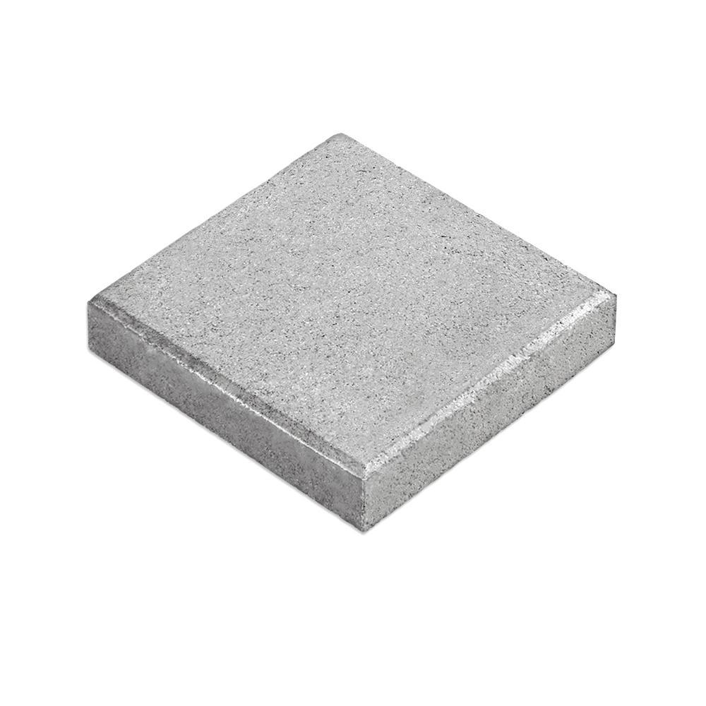 Tileco 12 In X 12 In Square Concrete Patio Block Pbs The Home Depot