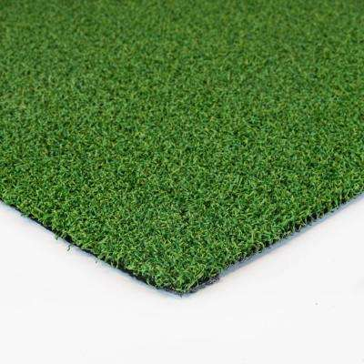 PUTTING GREEN Artificial Grass Synthetic Lawn Turf for Outdoor Landscape  6 ft. x Custom Length