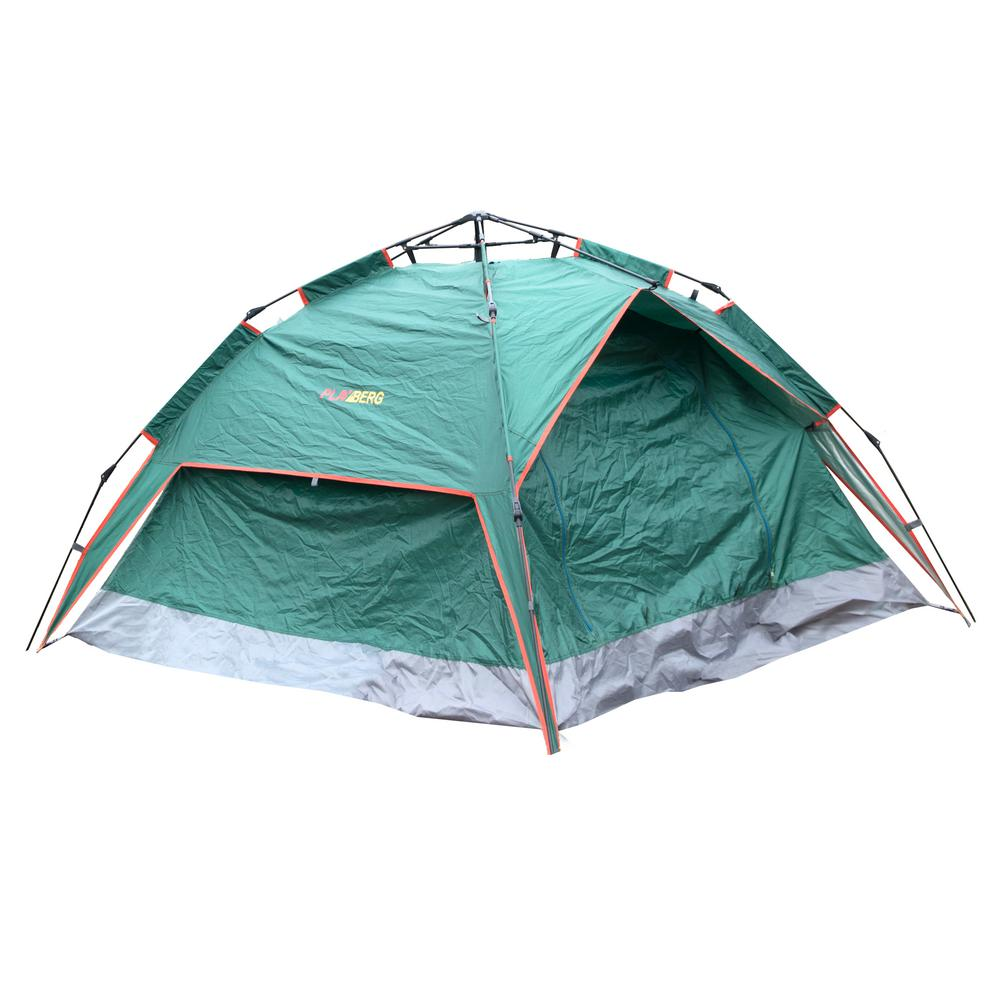 Beach Pop-Up Tent with 2-Windows