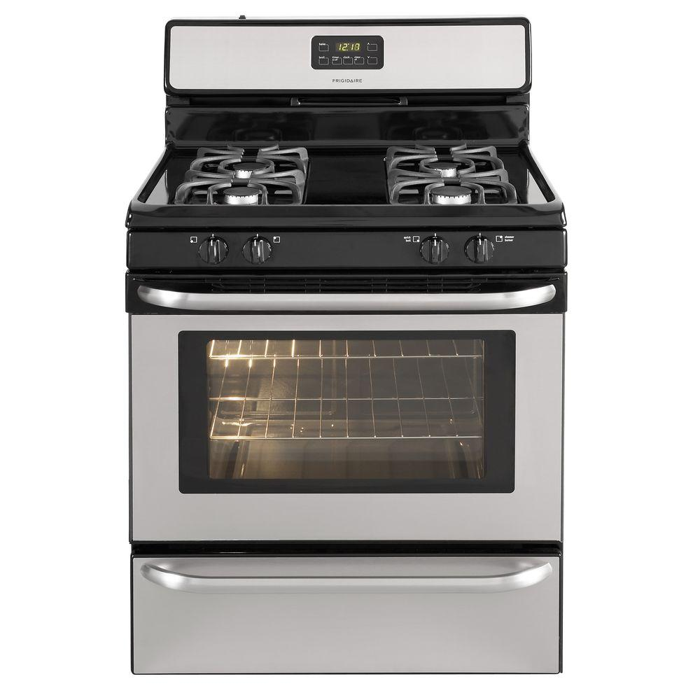 Frigidaire 4.2 cu. ft. Gas Range in Stainless Steel