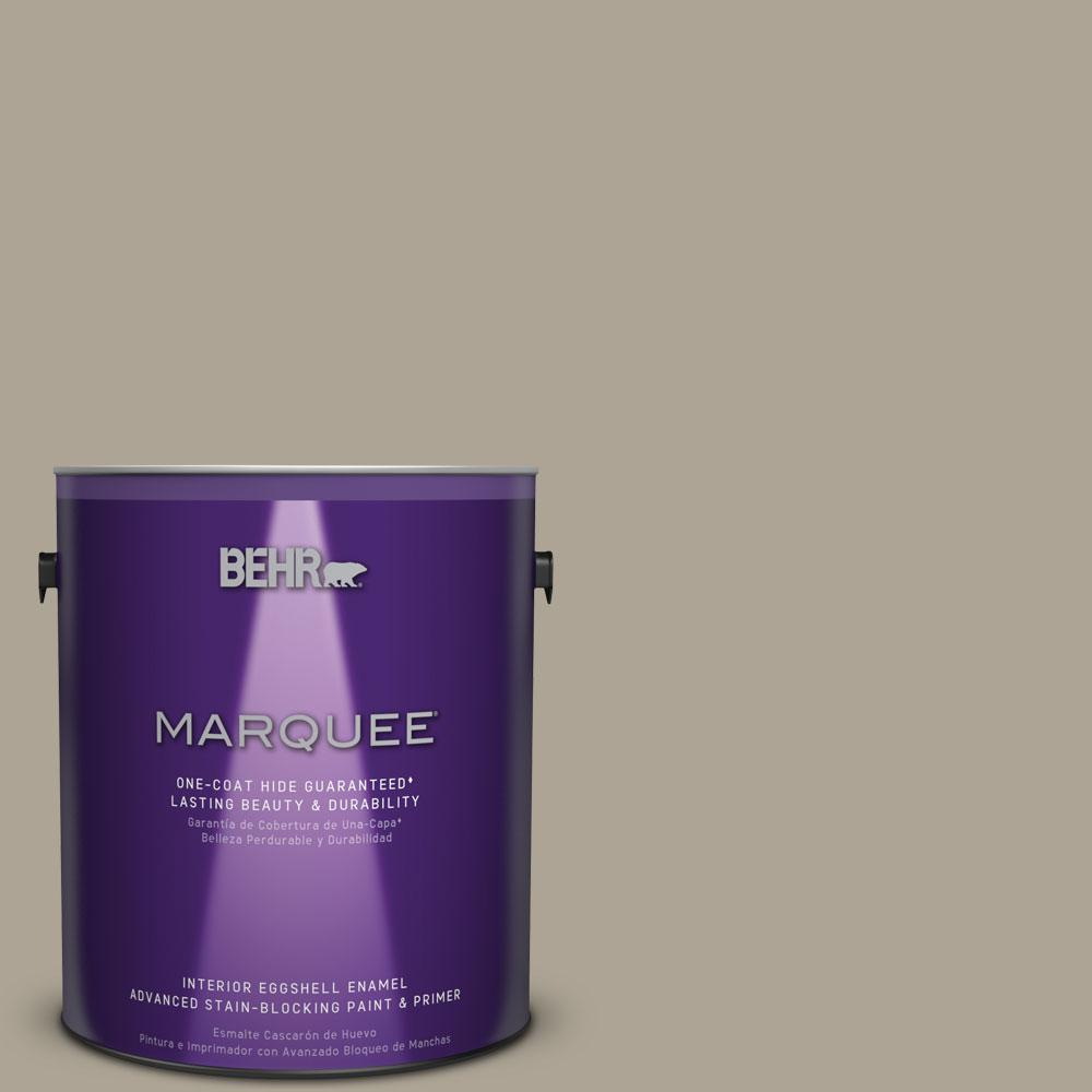 1 gal. #MQ2-52 Roadside One-Coat Hide Eggshell Enamel Interior Paint