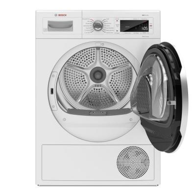 500-Series 4 cu. ft. 240-Volt Home Connect White Stackable Electric Ventless Heat Pump Compact Dryer, ENERGY STAR