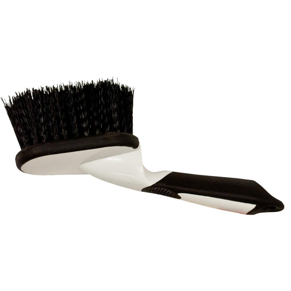 Deluxe Dip and Wash Firm Bristle Hand Brush