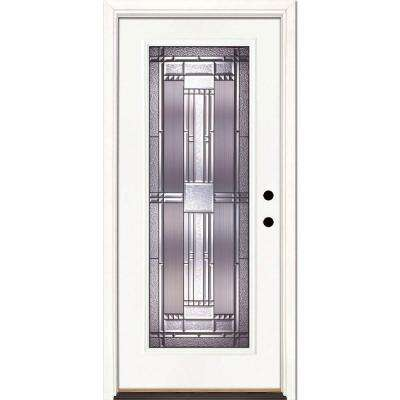 No Panel Farmhouse Energy Star Front Doors Exterior Doors