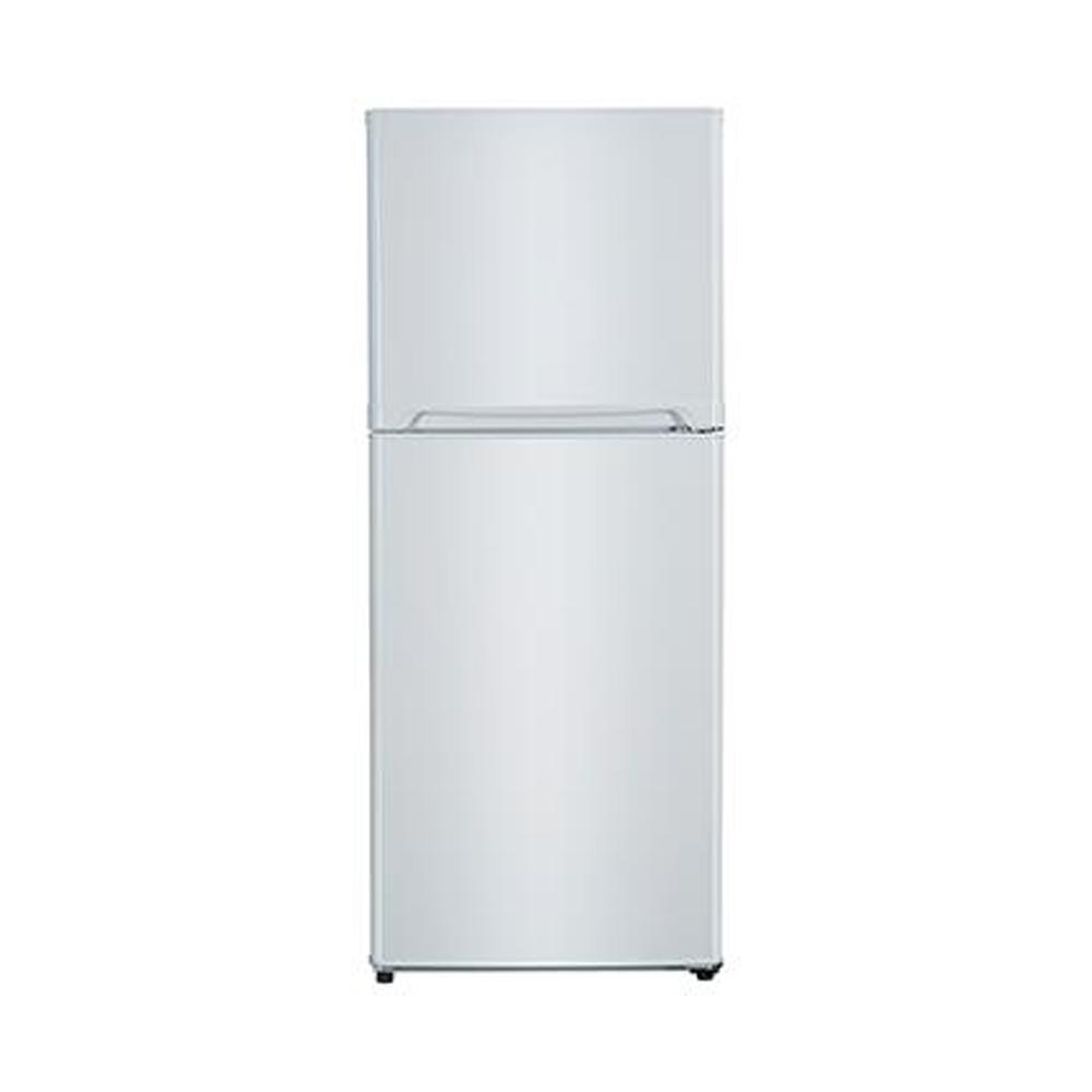 Avanti 10 Cu Ft Freestanding Top Freezer Refrigerator In White Ff10b0w The Home Depot