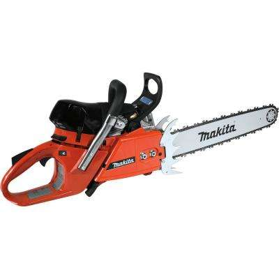 79 cc Chain Saw with Heated Handle and Heavy-Duty Filter