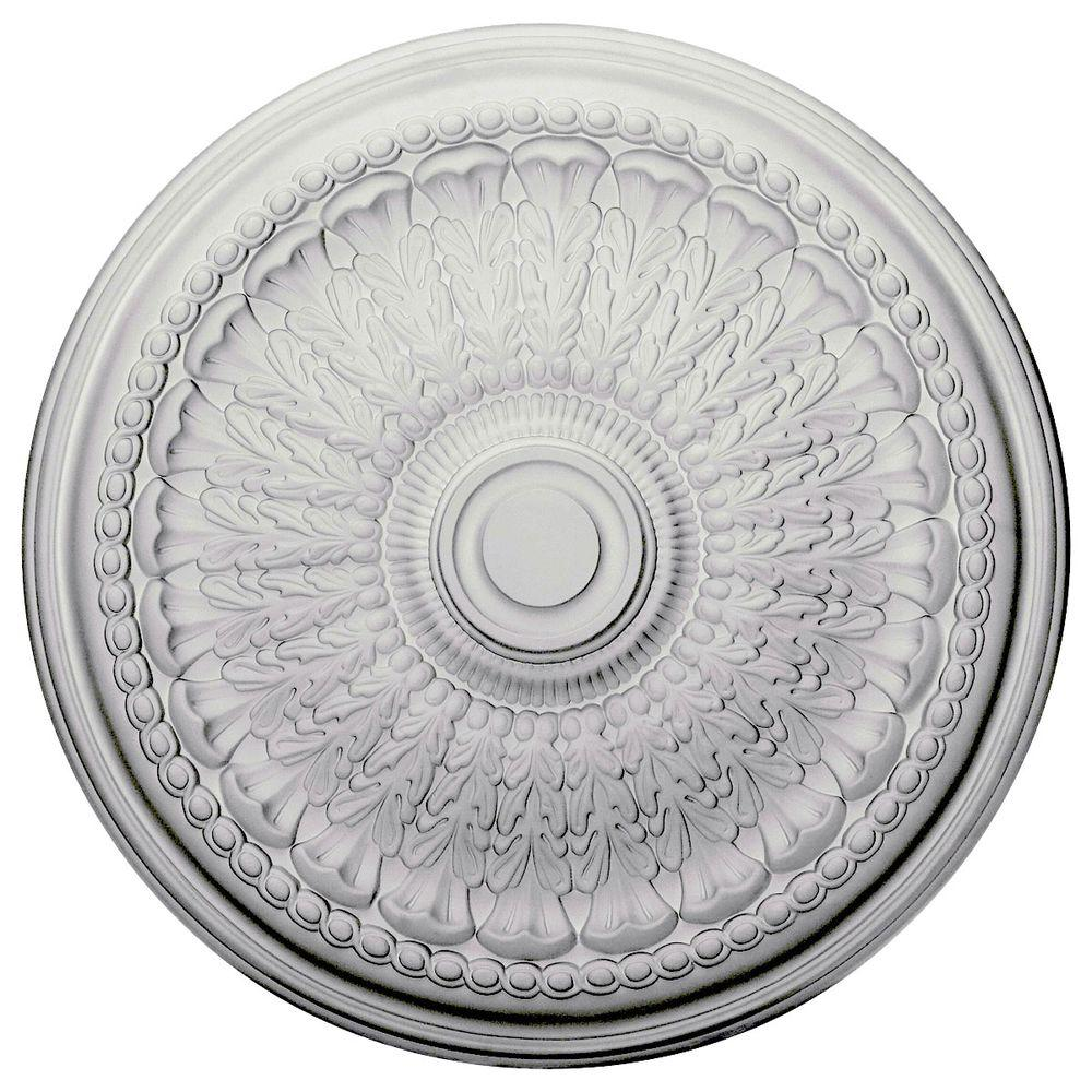 27 in. Brunswick Ceiling Medallion
