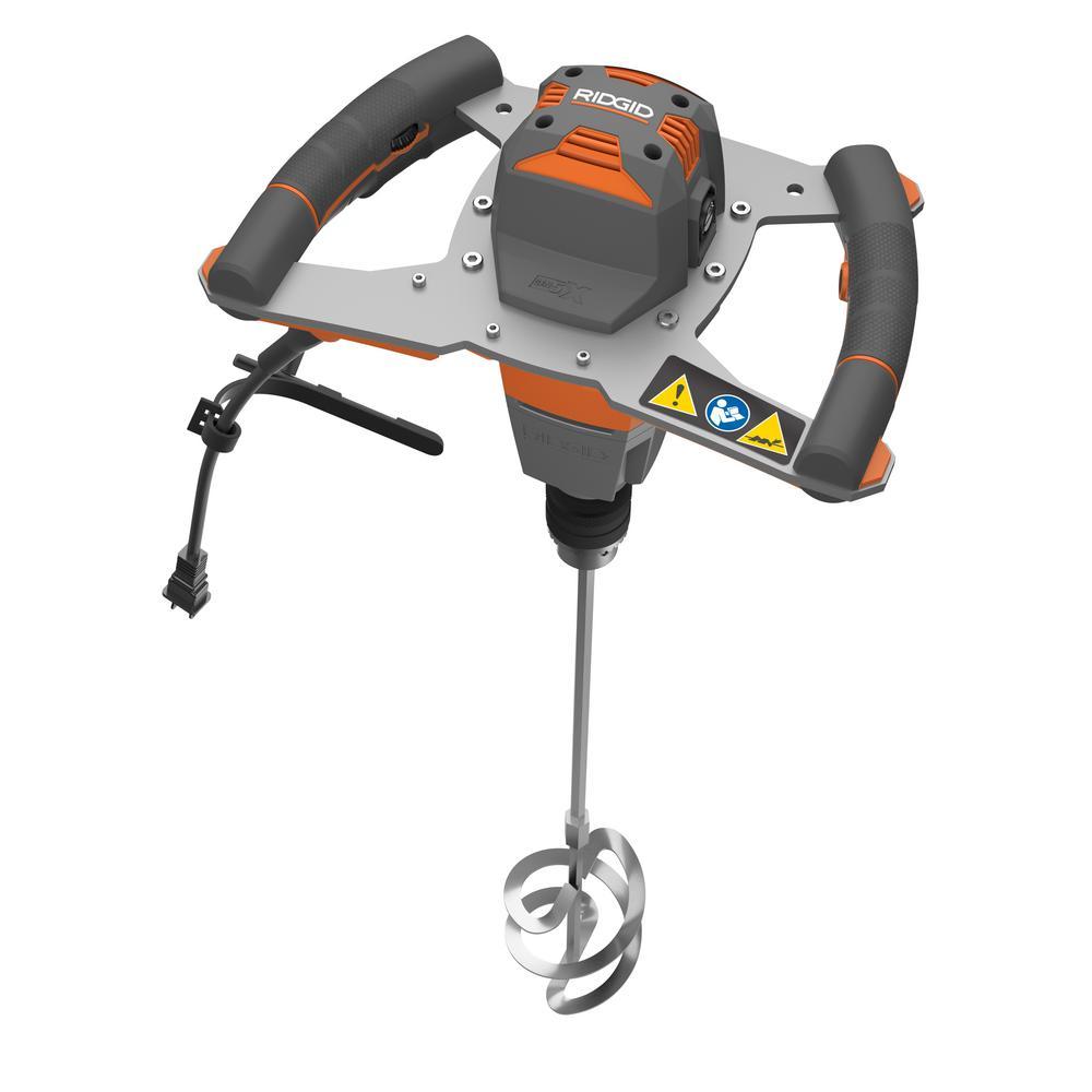 Ridgid Single-Paddle Mixer by RIDGID