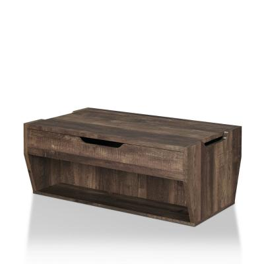 Anthem Reclaimed Oak Lift Top Coffee Table