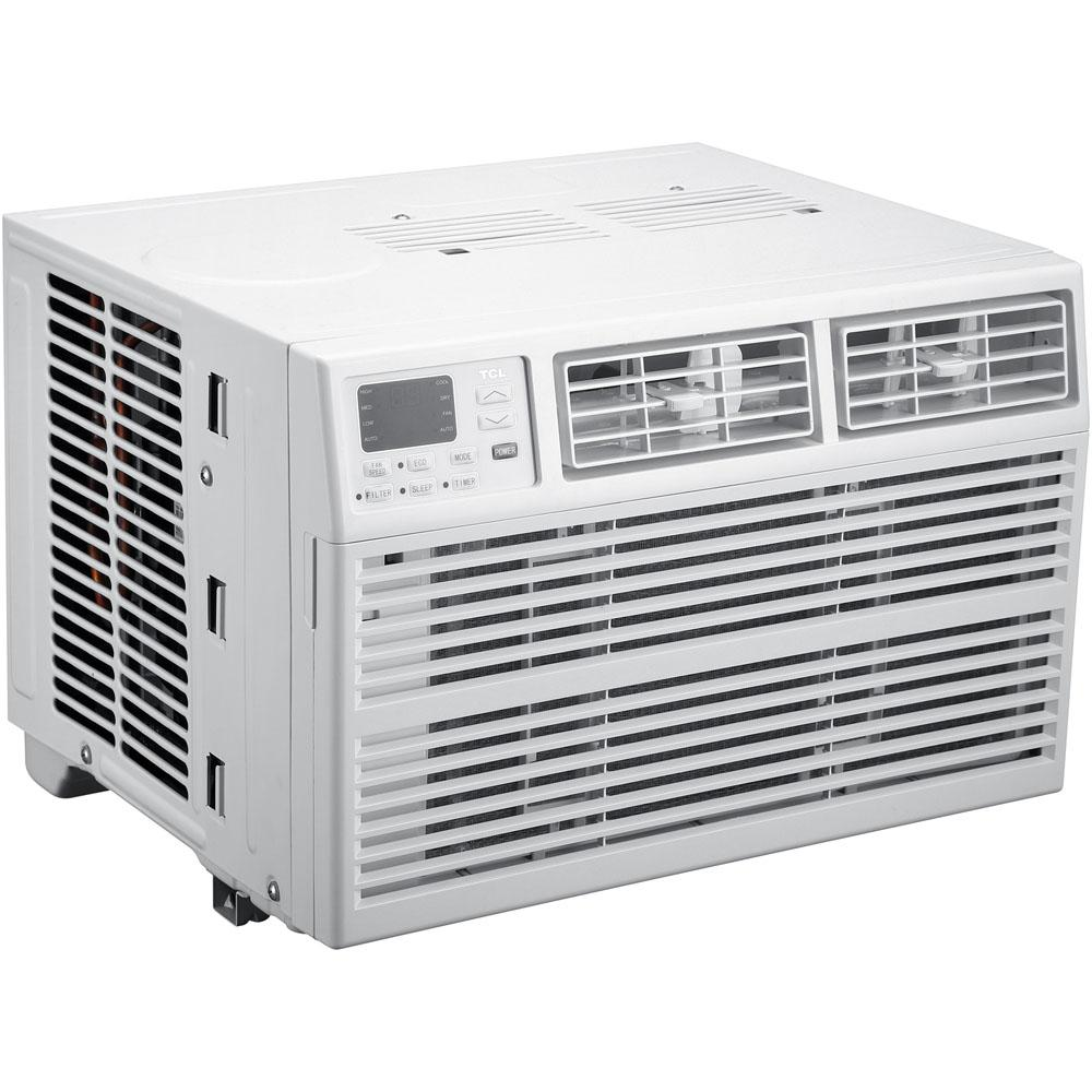 TCL Energy Star 8,000 BTU Window Air Conditioner with Rem...