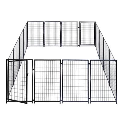 10 ft. H x 10 ft. W x 4 ft. H Kennel Heavy-Duty Pet Playpen Foot Dog Exercise Pen Cat Fence Run Chicken Coop Hens House