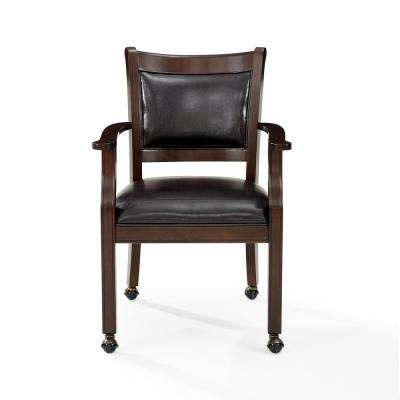 Reynolds Rustic Mahogany Game Chair (1 per Carton)