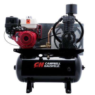 30 Gal. Portable Gas-Powered Air Compressor