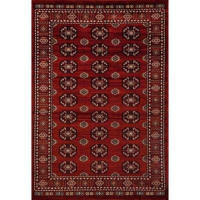 Arbor Anatolia Red 8 ft. x 10 ft. Area Rug