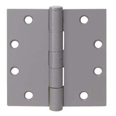 4.5 in. x 4.5 in. Prime Coat Ball Bearing Hinges (3 per Box)