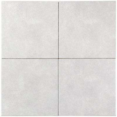 Anabella Gris 9 in. x 9 in. 11mm Matte Porcelain Floor and Wall Tile (10.76 sq. ft. / Box)
