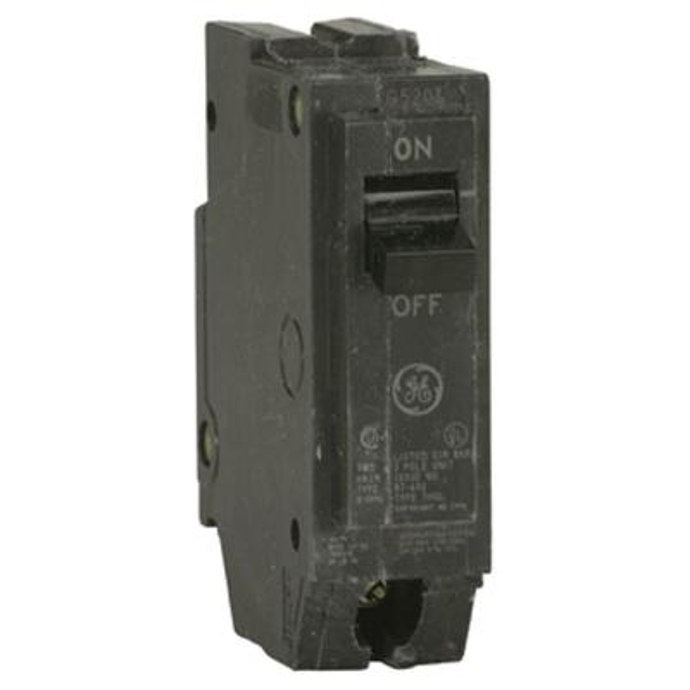 Q-Line 50 Amp 1 in. Single Pole Circuit Breaker