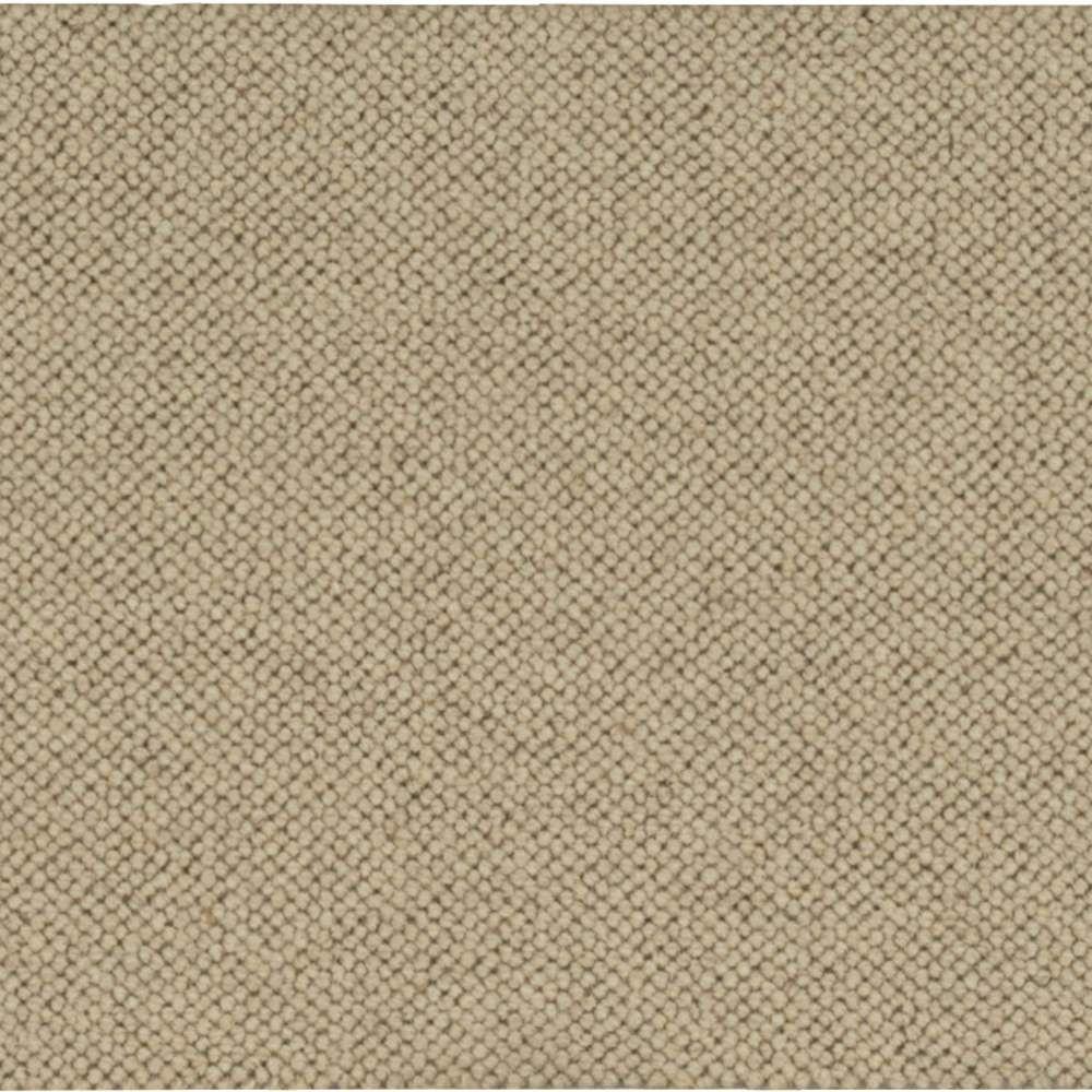 Hampton - Color Oatmeal Loop 13 ft. 2 in. Carpet