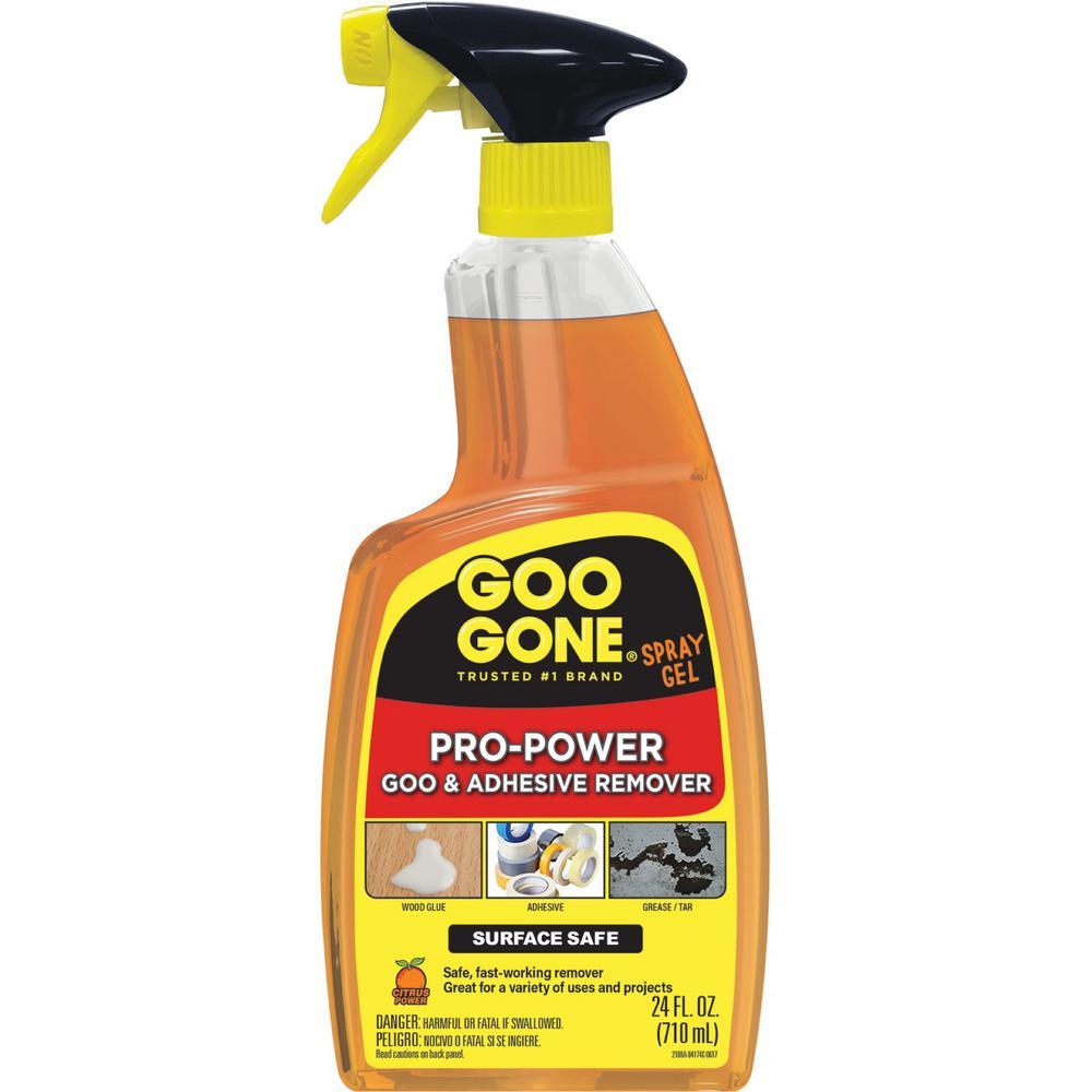 Goo Gone 24 oz. Pro-Power Adhesive Remover Spray Gel