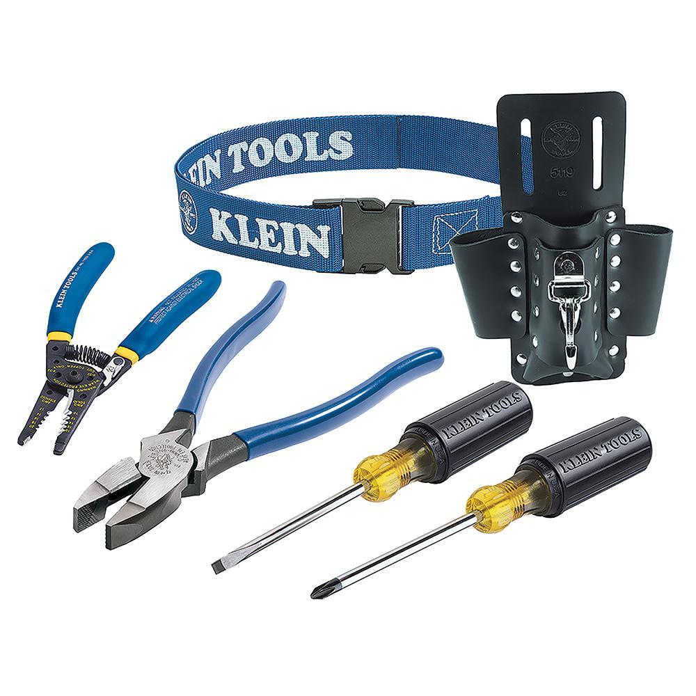 Klein Tools 6-Piece Trim-Out Set