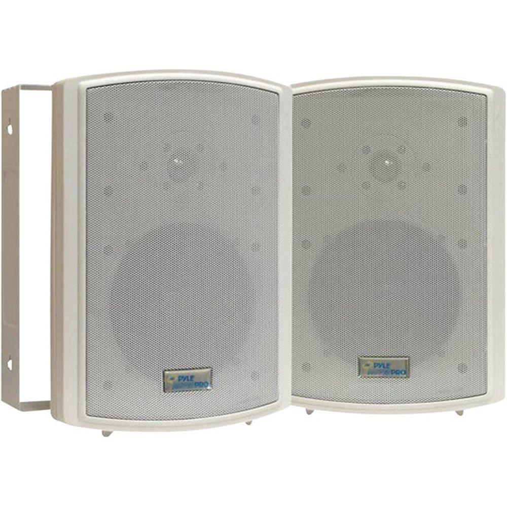 Pyle 6.5 in. Indoor/Outdoor Speaker with 70V Transformer-DISCONTINUED
