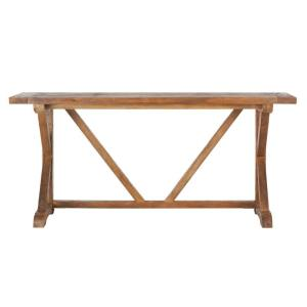Cane Bark Console Table. Home Decorators ...