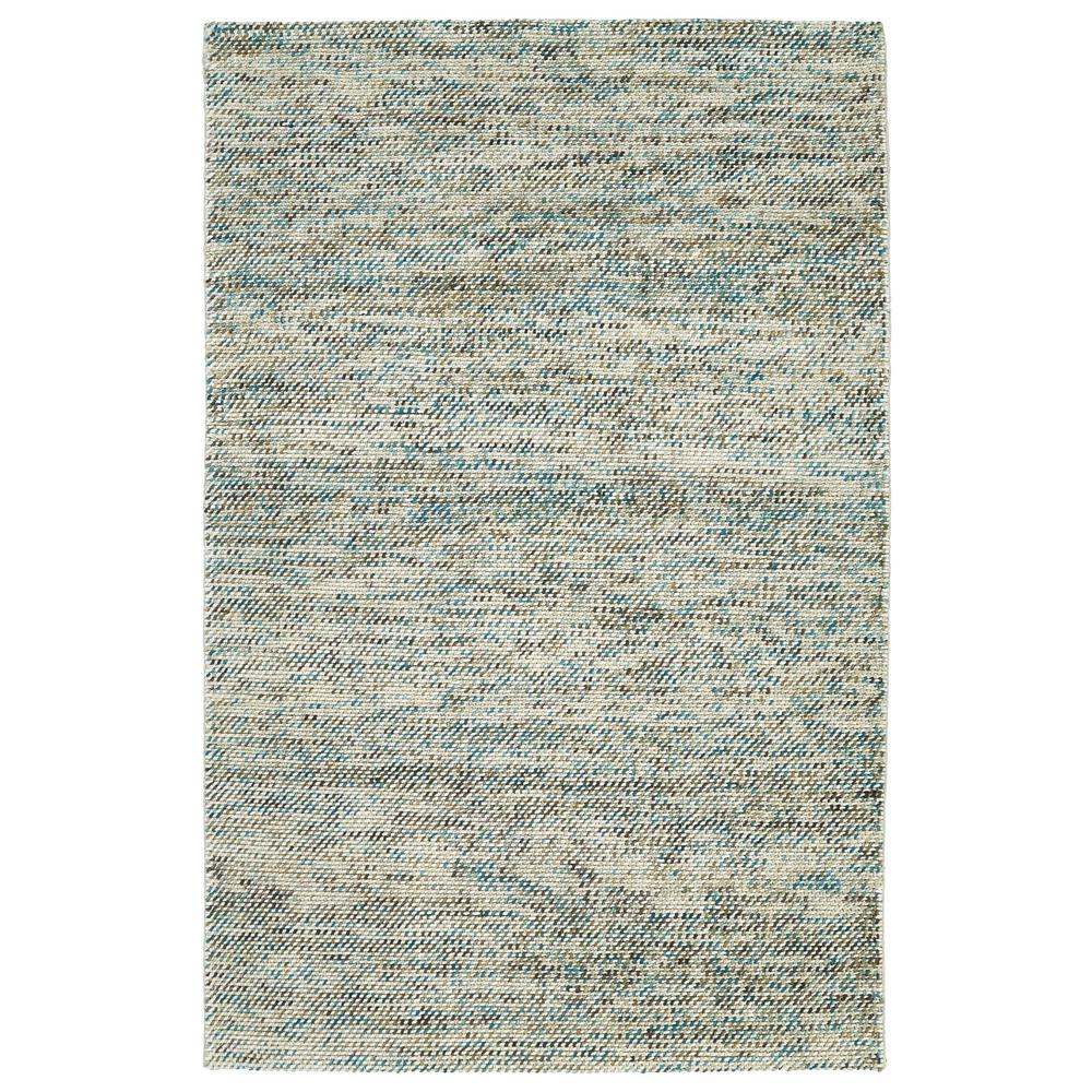 Cord Turquoise 2 ft. x 3 ft. Area Rug