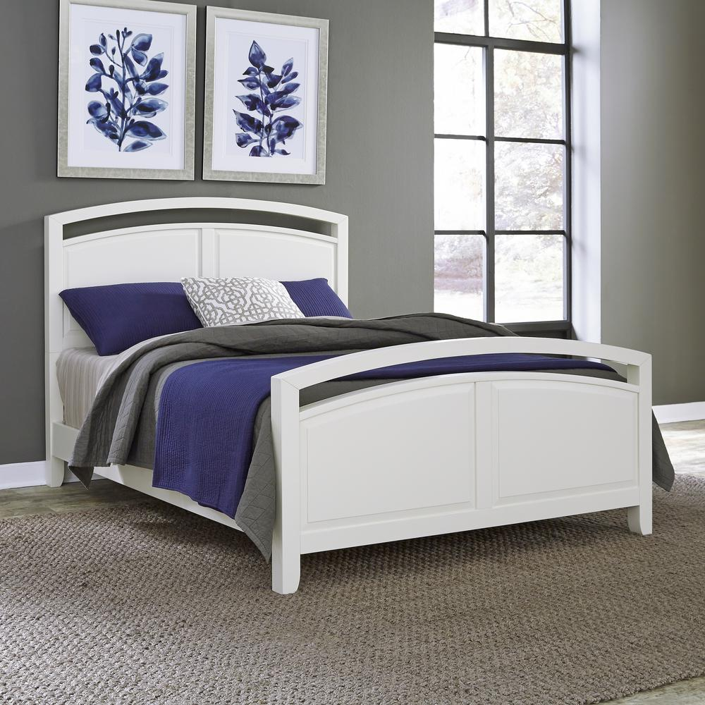 home styles newport white queen bed frame - White Queen Bed Frames