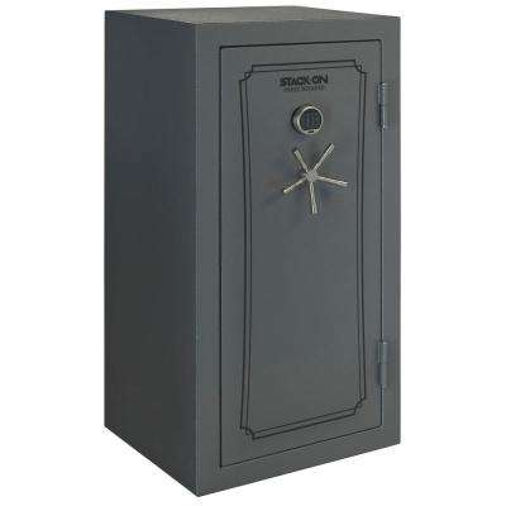 40-Gun Fire/Waterproof Safe with Electronic Lock and Door Storage