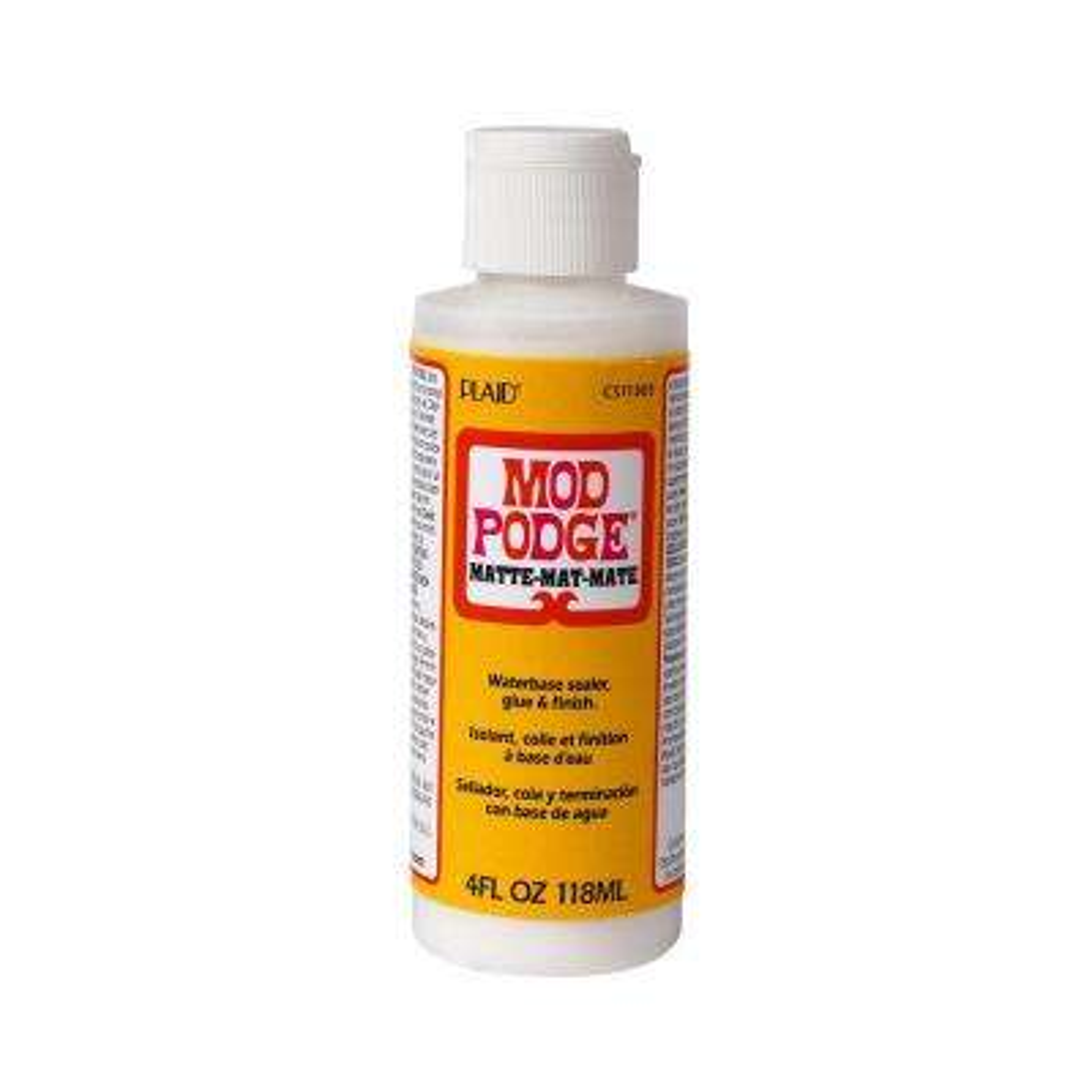 4 oz. Matte Decoupage Glue