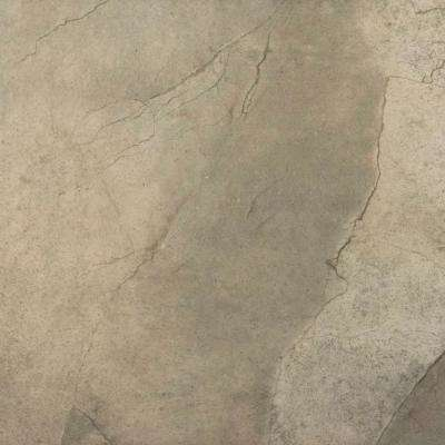 St. Moritz Ii Olive Matte 17.72 in. x 17.72 in. Porcelain Floor and Wall Tile (15.26 sq. ft. / case)