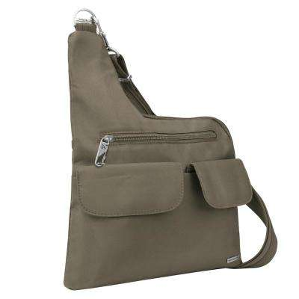 Nutmeg Anti-Theft Crossbody Bag
