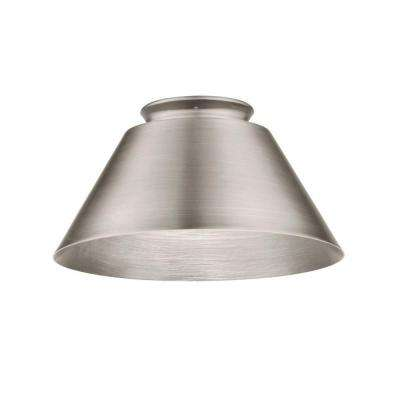 BN METAL CONE SHADE FOR  MINI PNDNT