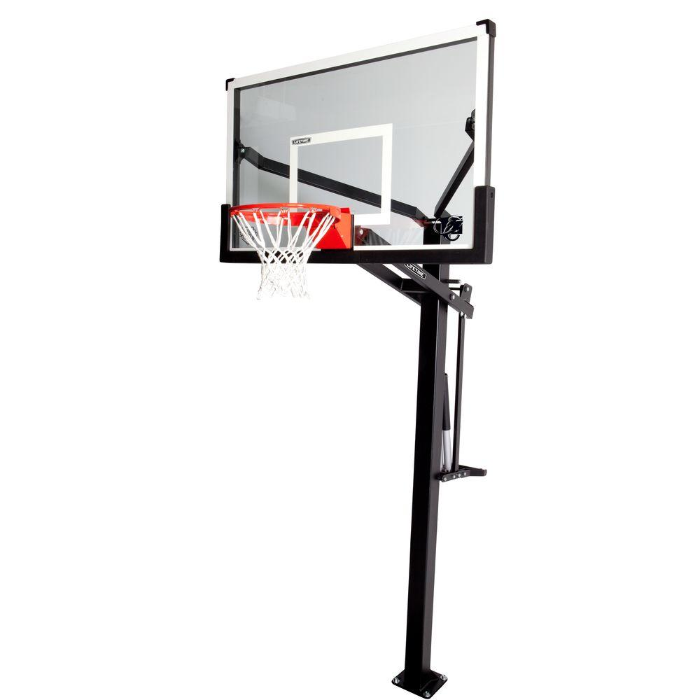 Lifetime 60 in. Mammoth Basketball System