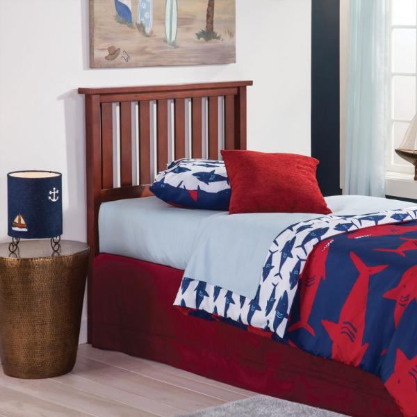 Fashion Bed Group Belmont Merlot Queen Wooden Headboard Panel With
